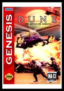 Genesis - Dunes Poster