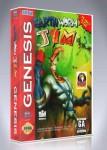 Sega Genesis - Earthworm Jim