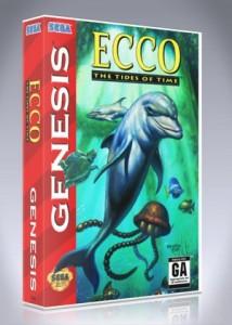 Sega Genesis - Ecco: The Tides of Time