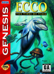 Sega Genesis - Ecco: The Tides of Time (front)