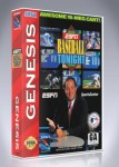 Sega Genesis - ESPN Baseball Tonight