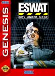 Sega Genesis - ESWAT (front)