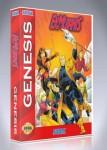 Sega Genesis - Ex-Mutants