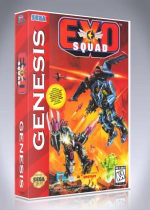 Sega Genesis - EXO Squad
