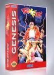 Sega Genesis - Fatal Fury