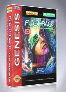 Sega Genesis - Flashback