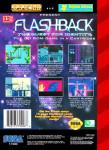 Sega Genesis - Flashback (back)