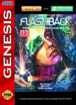 Sega Genesis - Flashback (front)
