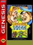 Sega Genesis - General Chaos (front)