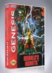 Sega Genesis - Ghouls 'N Ghosts