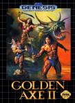 Sega Genesis - Golden Axe II (front)