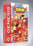 Sega Genesis - Great Circus Mystery, The: Starring Mickey & Minnie