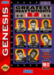 Sega Genesis - Greatest Heavyweights (front)