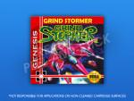 Sega Genesis - Grind Stormer Label