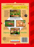 Sega Genesis - HardBall III (back)