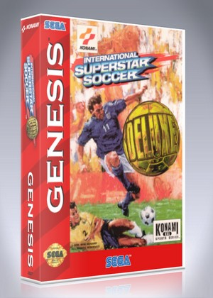 Genesis - International Superstar Soccer Deluxe