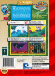 Sega Genesis - Izzy's Quest for the Olympic Rings (back)