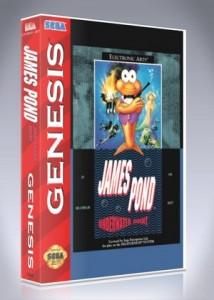 Genesis - James Pond: Underwater Agent