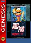 Genesis - James Pond: Underwater Agent (front)