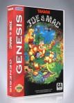 Sega Genesis - Joe & Mac