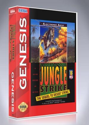 Sega Genesis - Jungle Strike