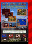 Sega Genesis - Jungle Strike (back)