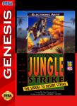 Sega Genesis - Jungle Strike (front)