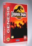 Sega Genesis - Jurassic Park