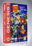 Sega Genesis - Justice League Task Force