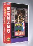 Sega Genesis - Lakers versus Celtics and the NBA Playoffs