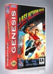 Sega Genesis - Last Action Hero