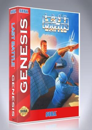 Genesis - Last Battle