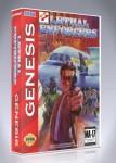 Sega Genesis - Lethal Enforcers