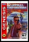 Genesis - Lethal Enforcers Poster