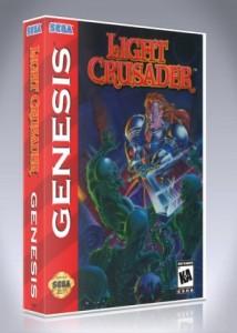 Sega Genesis - Light Crusader