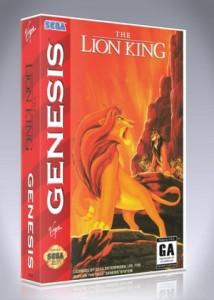 Sega Genesis - Lion King, The