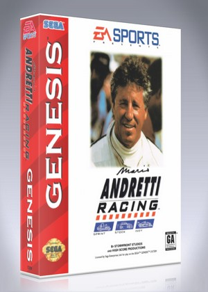 Genesis - Mario Andretti Racing