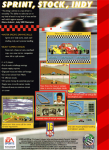 Genesis - Mario Andretti Racing (back)