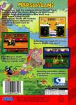 Sega Genesis - Marsupilami (back)