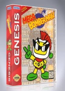 Sega Genesis - Mega Bomberman