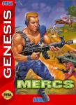 Genesis - Mercs (front)