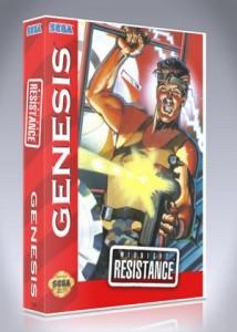 Sega Genesis - Midnight Resistance