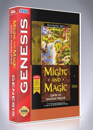 Genesis - Might and Magic