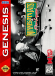 Sega Genesis - Minnesota Fats Pool Legend (front)