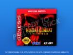 Sega Genesis - Mortal Kombat II Unlimited