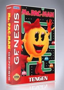 Sega Genesis - Ms. Pac-Man