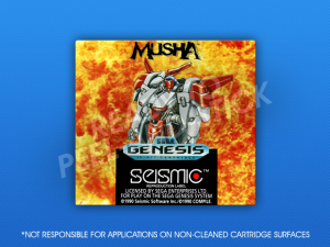 Genesis - MUSHA Label