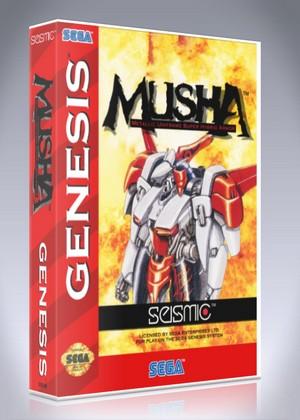 Genesis - Musha