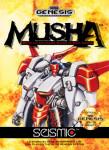 Sega Genesis - MUSHA (front)