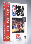 Sega Genesis - NBA Live 95